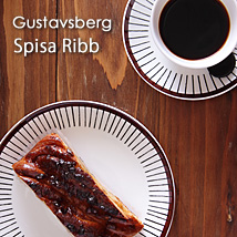 Gustavsberg/グスタフスベリのSPISA RIBB/スピサ・リブの食器