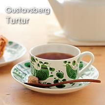 Gustavsberg/グスタフスベリのTURTUR/チュールチュールの食器