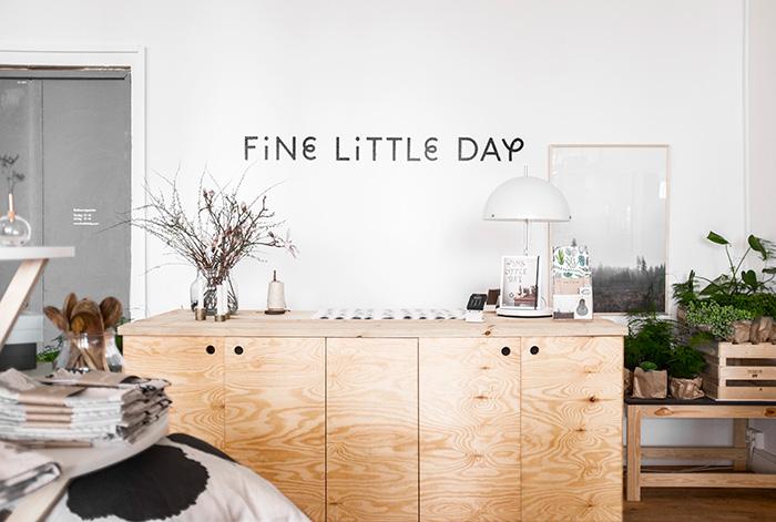 Fine Little Day/ファインリトルデイの店内