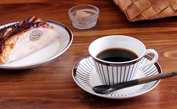 グスタフスベリ復刻版/SPISA RIBB(スピサ・リブ)/コーヒーカップ&ソーサー