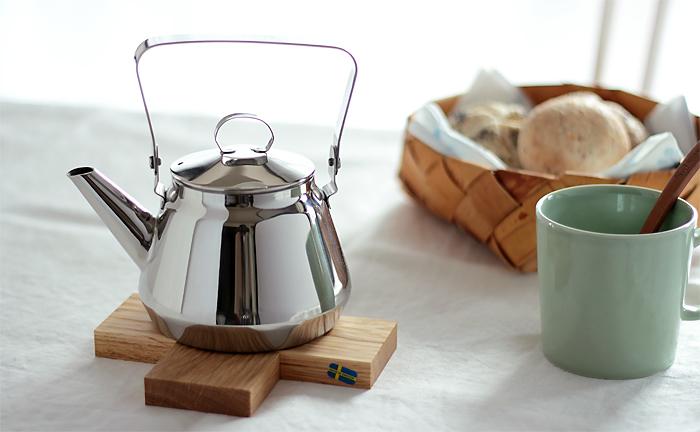 ラッセントレー/プラストリベット(鍋敷き)