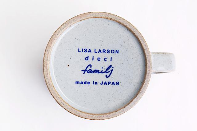 Lisa Larson/リサ・ラーソン/Familj(ファミリ) マグカップ/pappa(パパ)