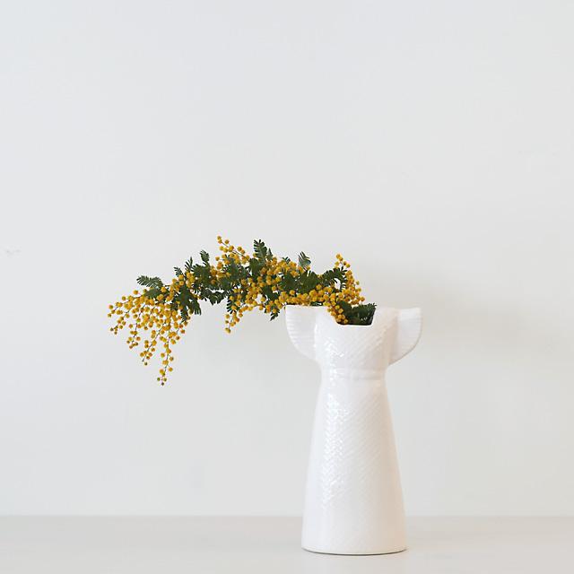 Lisa Larson/リサ・ラーソン/花瓶/ドレス