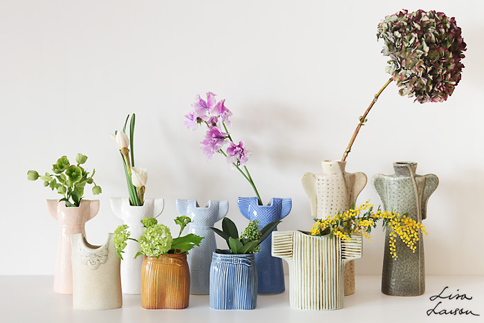 Lisa Larson/リサ・ラーソン/花瓶