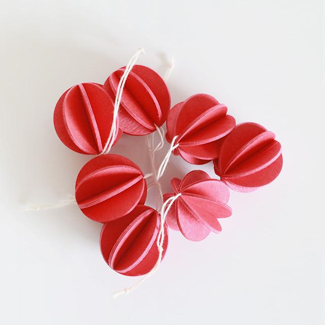 Lovi/ロヴィ/ボール3.5cm[7個入り](レッド)