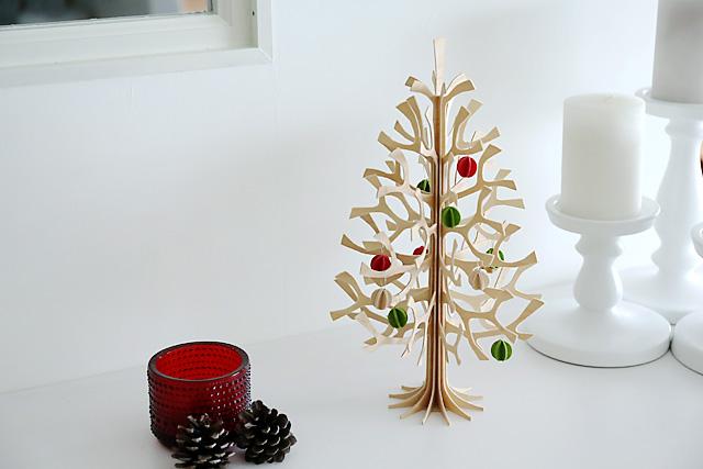 【アウトレットセール】Lovi/ロヴィ/クリスマスツリー 30cm(ナチュラル)