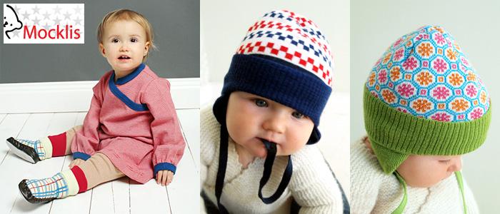 Mocklis/モクリスの北欧ベビーファッション