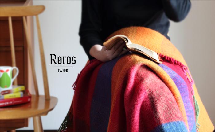 roros tweed brostein 140 110cm comfota. Black Bedroom Furniture Sets. Home Design Ideas