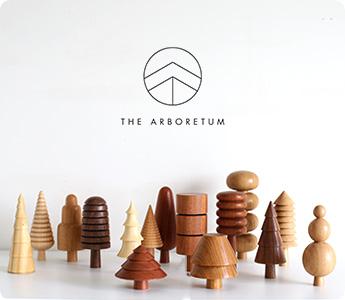 The Arboretum/アーボリータム/ツリーオブジェ