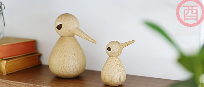 酉年にちなんだ北欧の鳥アイテム