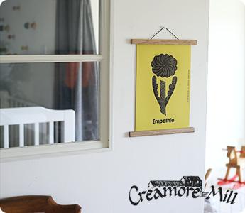 Creamore Mill/ポスターハンガー(3サイズ)