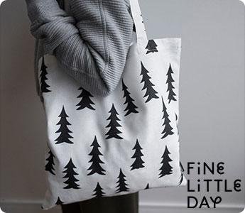 Fine Little Day/ファインリトルデイ/エコバッグ/GRAN