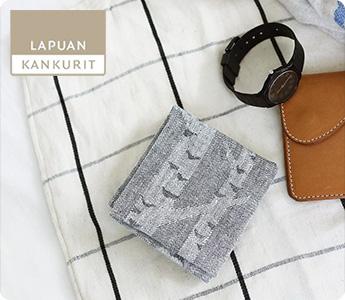 ラプアンカンクリ/ウォッシュドリネンハンカチ|LAPUAN KANKURIT