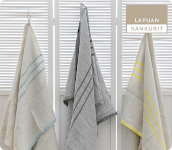 LAPUAN KANKURIT/ラプアンカンクリ/サマーブランケット