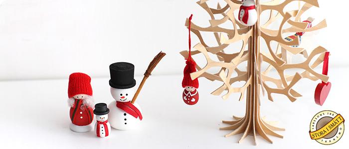 クリスマスプレゼントやディスプレイにおすすめの北欧雑貨を集めてみました!