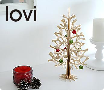 Lovi(ロヴィ)北欧の森を感じる、白樺のオブジェ