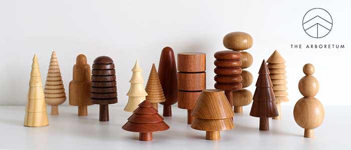 【個別販売】Forge Creative/フォージ・クリエイティブ/The Arboretum/ザ・アーボリータム/ツリーオブジェ