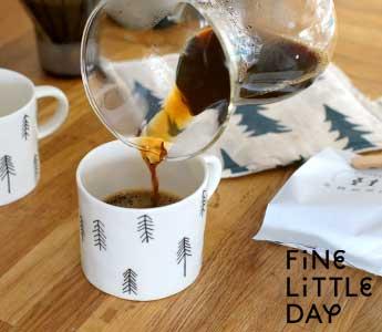 Fine Little Day/ファインリトルデイ/マグカップ/TALL