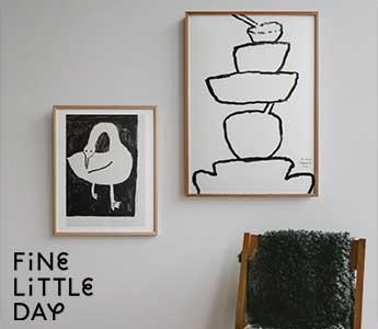Fine Little Day/ファインリトルデイ/インテリア雑貨/ポスター