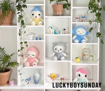 LUCKYBOYSUNDAY/ラッキーボーイサンデー