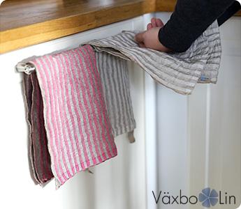 Vaxbo Lin/ヴェクスボリン/ハンドタオル LILLA STORM(全5色)