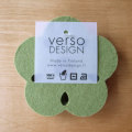 Verso Design/Kukka/コースター/グリーン