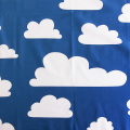 FARG&FORM/フェルグ&フォルム/CLOUDS(雲柄)/ファブリック(幅75cm×長さ50cm単位で切り売り)/ブルー
