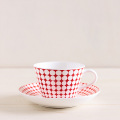 【復刻版】Gustavsberg/グスタフスベリ/EVA/エヴァ/コーヒーカップ&ソーサー