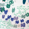 Kauniste/カウニステ/ファブリック(幅75cm×長さ50cm単位で切り売り)/Perhonen(グリーン)