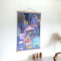 Kehvola Design/ケフボラ・デザイン/ポスター[50×70cm]/マリカ・マイヤラ(全3柄)