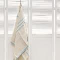 LAPUAN KANKURIT/ラプアンカンクリ/ウォッシュドリネン/バスタオル(70×130cm)/USVA(ターコイズ)